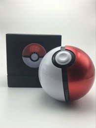 Wholesale Hotest ball go power bank mAh II for Poke AR game power bank chargers with Retail Box USB Cable
