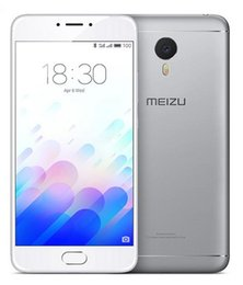 Wholesale Meizu M3 Note Pro Octa Core quot GB GB MP Android G LTE Fingerprint Smartphones