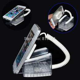 Mobile Phone Dummy Acrylique Porte-exposition Store Store anti-vol pour Samsung Huawei à partir de détenteurs de téléphones mobiles acryliques fournisseurs