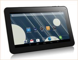 Acheter en ligne Tablette quad core 8gb-10 pouces Quad Core Tablet PC A33 Android 4.4 1 Go de RAM 8 Go ROM Wifi double caméra ARM Cortex A7 HD Capacité Ecran 10.1 10.2 MQ5