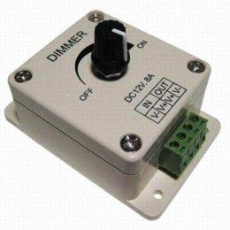 Free Shipping 12V 24V LED Light Dimmer Controller For Dimmable LED Spotlight Led Bulb Dimmers Cheap Dimmers