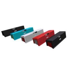 Acheter en ligne Boîte de haut-parleur de radio-Big Puissance de sortie Sardine Hifi Haut-parleur portable Bluetooth avec 8 Go de carte Stéréo Sound Box FM Radio Subwoofer Colonne pour ordinateur