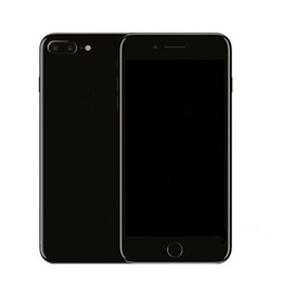 Wholesale New Goophone i7 i7plus Fingerprint Metal fuselage G LTE mtk6735 quad core G RAM G ROM MP1920 smart phone Cell Phone free ship