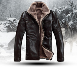 Fall-HOT!!! Free shipping Men's  fur sheep leather men's Fur coat very warm in Winter Leather jacket,M-4XL