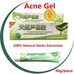 Wholesale Face Cleansers Packs Anti Acne Treatment Pimple cure chinese eczena crean acne removal natural solution