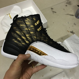 Wholesale 2016 original quality Retro s XII Wings Mens Basketball Shoes Retro s Athletics Sport Sneakers Boots
