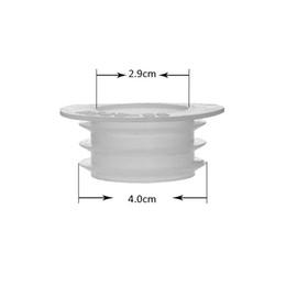 Smoking Dogo 200pcs lot Silicone Shisha Vase Grommet Seal Hookah Vase Grommet Seal Shisha Hookah Base Grommet Free Shipping By DHL