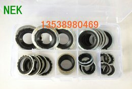 Wholesale gasket rubber automotive air conditioning compressor gaskets R134a Car air conditioning compressor repair box compressor pictures