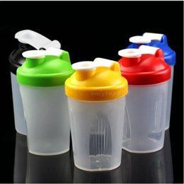 Wholesale New arrive Protein shaker blender mixer cup home travel sports fitness