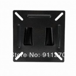 Wholesale New Black Alloy Wall LCD LED TV Monitor Mount Support For quot quot Flat Panel Screen Monitor