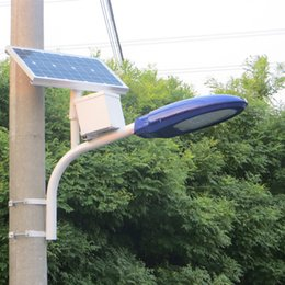 Can the new rural street lights D super bright lamp arm can pick 12W20W30W Solar Light
