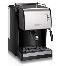 Wholesale espresso machine domestic commercial pressure steam can be used to make Coffee Makers