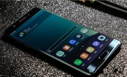 Nuevo Note7 borde curvado pantalla MTK6592 clonación Octa Core 64 bits 3G 64 GB ROM 5.7inch nota 7 4G LTE Android 6.0 móviles teléfonos celulares desde teléfono celular 3g wcdma fabricantes