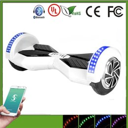 bluetooth self balancing scooter Bluetooth Smart board Electric Unicycle 2 Wheel Self Balancing Electric Scooters HoverBoards Good Quality