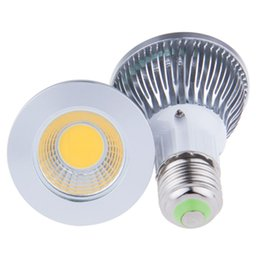 Promotion choix de sports Ampoule DEL PAR, 7W (équivalent 60W), E27 COB Dimmable et Nondimmable pour le choix Lampe de lumière de sport de LED Ampoule de puissance élevée