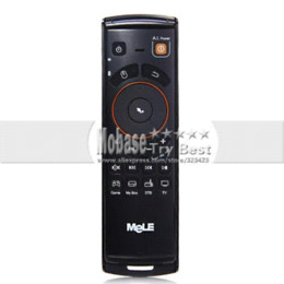 Wholesale MeLE F10 Deluxe Computer Wireless Keyboard Gaming Fly Air Mouse GHz Game Controller Axial Gyro IR Learning Mini Keyboard