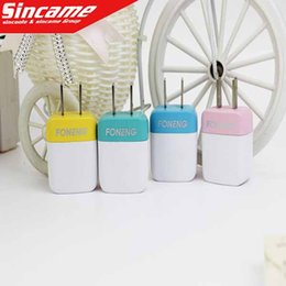1.5A Portable USB Charger Travel Charger US Plug Wall Charger Charging For iPhone iPad iPod Samsung HTC Huawei