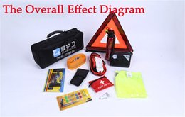 Wholesale Car Emergency Kit Suits Necessary Accessory Kit On Board Fire Extinguisher Vehicle Rescue Package Sell Like Hot Cakes
