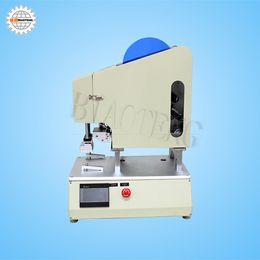 Máquina cepilladora en venta-Máquina de etiquetado plano semiautomática de alta precisión (con pantalla de visualización)