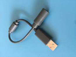 2017 extensión del controlador Adaptador de cable de extensión USB para Microsoft Xbox 360 5pin cableado controlador extensión del controlador outlet