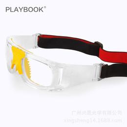 10pcs outdoor sports glasses wholesale manufacturers outdoor sports glasses basketball goggles with myopia glasses football