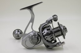 Wholesale NEW SINGNOL XT4000 EXTREAM SPINING REEL FULL MACHINED T6 AIRCRAFT GRADE ALUMINIUM SPINNING REEL POWER HANDLE STAINLESS STEEL GEAR