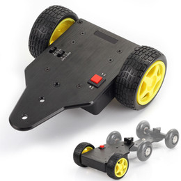 Slider dslr en venta-SK-MS01 Slider Dolly Tractor Carrito de carro motorizado DSLR Camera Skate Track