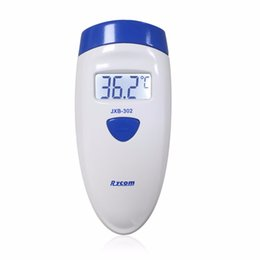 Wholesale Clearance Sale Non contact Forehead LCD Digital Infrared Thermometer Baby Adult Body And Surface Temperature Monitor Measuring