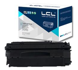 Wholesale LCL Q7553X X X X Pack Cartucho de toner laser compatível para HP LaserJet série P2014 P2015 M2727