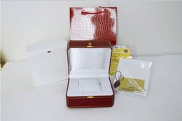Wholesale Manufacturer original box luxury goods watch box