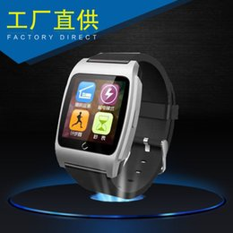 Wholesale UX heart rate monitoring Bluetooth smart watch Bluetooth phone music alarm watch calorie monitoring Watch