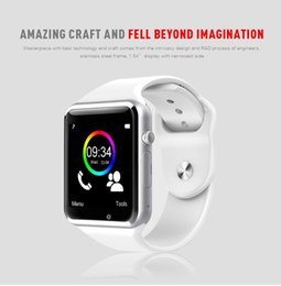 Wholesale High quality A1 smart watch Android smart watch phone design Hot sale watch manufacturer