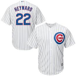 Chicago Cubs Jason Heyward Men's Game Cool Base Player Jersey - White Throwback Jerseys Baseball Jerseys