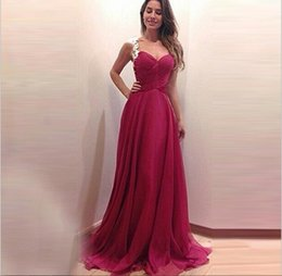 The new 2016 deep v-neck dress lace dress red dress women's dress long evening dress