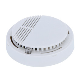 Photoelectric Smoke fire Alarms System Sensor Fire Alarm Detached Wireless Detectors Home Security High Sensitivity warhouses device new