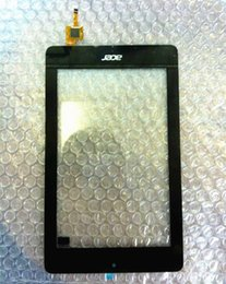 Wholesale Hot Sale Handwritten Display on the outside Inch Brand Touch Screen Display Glass Replacement For ACER B1 HD