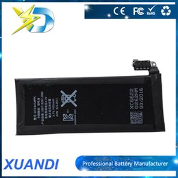 Wholesale Built in Internal Li ion Replacement Battery For iphone S S mah mah mah mah mah Tested battery