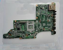 605496-001 amd board for HP pavilion DV7 DV7-4000 laptop motherboard with AMD DDR3 chipset