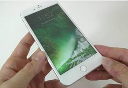 Goophone i7 Plus 5.5inch Smartphone 512M 8G Quad Core MTK6580 Andriod can show 1G 64G 4G LTE WIFI Unlocked Phone DHL Free