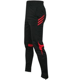 Red sport pants Outdoor training trousers Fitness child adult gym Good new clothing children run wear