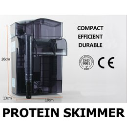 Wholesale marine aquarium hanging protein skimmer L h for less than L fish tank compact efficient durable