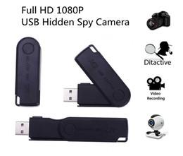 Promotion usb chaud lecteur flash Hot réel 1080P HD Mini USB Disk caméra espion DVR caméra espion caché Flash Drive Spy Cam M2 Mini DVR Enregistreur vidéo