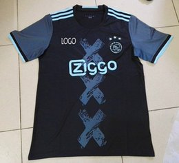 Wholesale most correct version AFC Ajaxteam soccer jersey Jersey home Ajax Amsterdam shirts factory top thai quality fast shipping