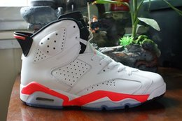 Free Shipping 2016 basketball shoes running shoes Cheap China air Retro 6 Carmine Sneaker man & woman Sport Shoe hot Sale size 8 - 13