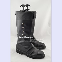Wholesale Axis Powers Gilbert Beilschmidt cosplay cos shoes A38