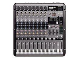 Wholesale 256 DSP effects Portable mixer Pro FX8
