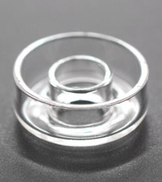 Wholesale Replacement Quartz Dish attchment for Hybrid Titanium Quartz Nails HE Hybrid InfiniTi nails