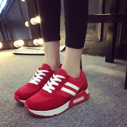 Spring ladies canvas shoes casual summer girls sports shoes Korean women shoes tide autumn tourism air cushion shoes