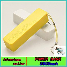 Wholesale Perfume Power Bank mAH Battery Safety USB Charger Emergency for Mobile iphone6 Samsung S6 Android cellphone Accessories chargers