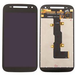 Wholesale by DHL For Motorola Moto E nd Gen E2 XT1527 XT1511 USA XT1505 XT1524 Global LCD Display Screen